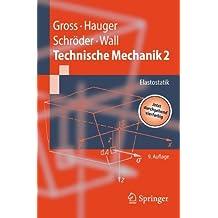 Technische Mechanik: Band 2: Elastostatik (Springer-Lehrbuch)