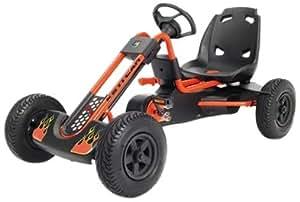 Kettler - 8871-000 - Vélo et Véhicule pour Enfant - Kart à Pédales Indianapolis Air - Roues Glonflables - Made in Germany