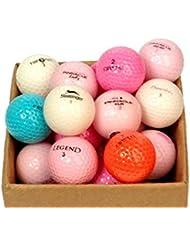 Replay Golf Elegance Lady 25 Balle de golf Carton