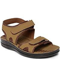 PARAGON P-Toes Kid's Mustard Sandals
