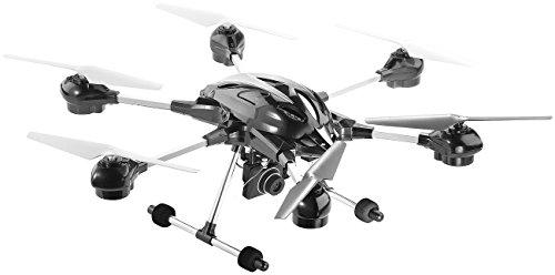 Simulus NX-1340-27 - Hexacopter GH-60.clv mit Kamera, Fernbedienung, Live-View