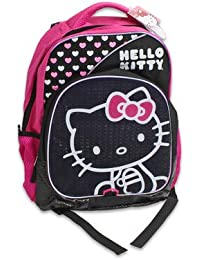 "Sanrio Hello Kitty 16"" Large School Backpack"