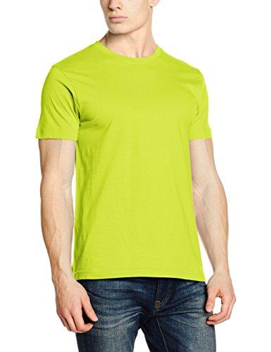 Clique Herren T-Shirts New Classic Green (visibility Green)