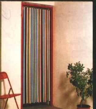 Slat Type Door Curtain Bug Blind Fly Blind Strip Blind Traditional Multi Colour From Holland