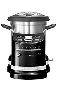 Robot cuiseur Kitchenaid Artisan Cook Processor noir onyx 5KCF0103EOB
