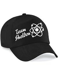 Basecap Team Sheldon Bazinga Movie Style Cap Capy Größe Unisex viel Farben
