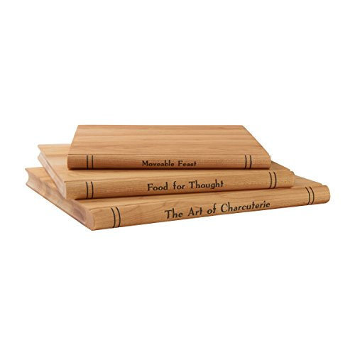 J.K. Adams Trilogy Collection Serving Board, Maple -
