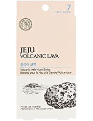 The Face Shop Jeju, Cendre Volcanique Nez Bandes Paquet