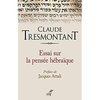 Essai sur la pensée hébraïque (NED)