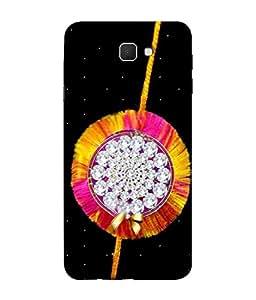 FUSON Designer Back Case Cover for Samsung Galaxy On Nxt (2016) (Sister Brother Love Rakhi )