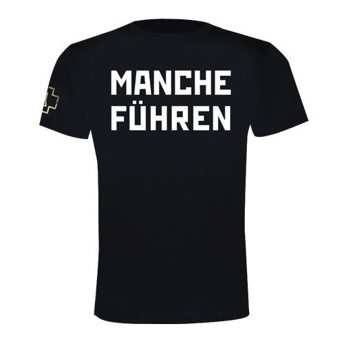 """'Rammstein, T-shirt alcune führen alcune conseguenze """" nero (XXL)"""