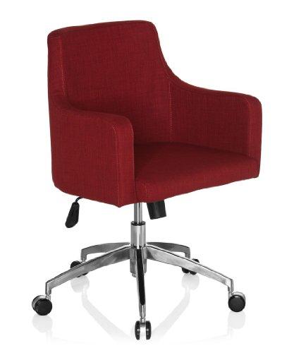 hjh OFFICE 670560 Home-Office Bürostuhl SHAPE 200 Stoff