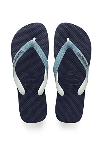 Havaianas Top Mix, Chanclas, Unisex Niños, Azul Navy
