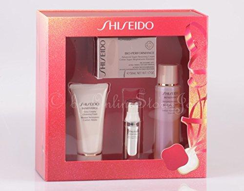 Shiseido Bio-Performance und Benefiance Geschenk-Set, 1er Pack (1 x 1 Stück) -
