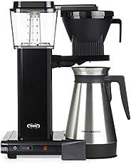 Moccamaster CD svart överflöde kaffemaskin KBGT 741
