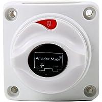 Amarine fabriqué 1x Marine Bateau Isolateur de batterie Déconnecter commutateur d'alimentation, Heavy Duty batterie commutateur