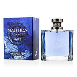 Nautica Voyage N-83 Eau De Toilette Spray- 100ml/3.4oz