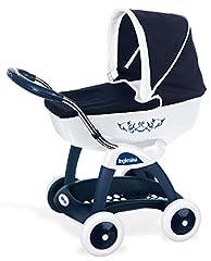 Idea Regalo - Smoby 7600251181 Carrozzina Baby Blue