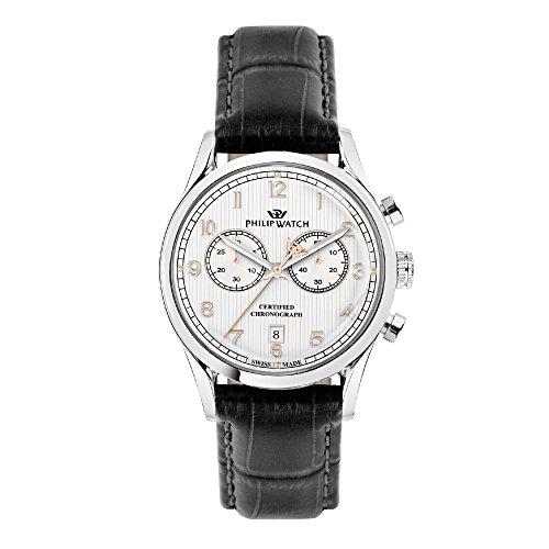 PHILIP WATCH Orologio Cronografo Quarzo Uomo con...