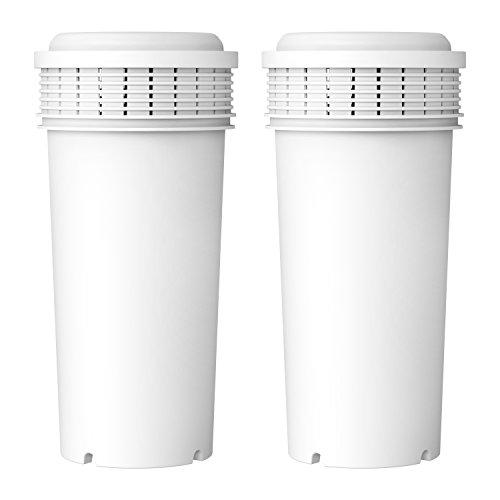 AquaCrest AQK-42371240 Wasserfilterpatronen kompatibel mit Tommee Tippee Prep System (2) - Sand Filtration Wasser