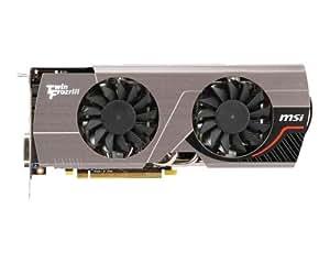 MSI HD 7850 Twin Frozr AMD Graphics Card (2GB, PCI-E 3.0 x16)