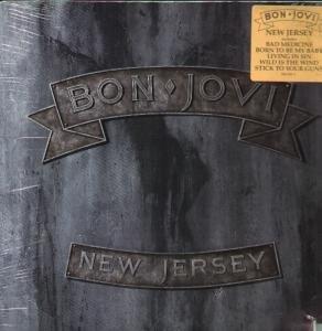 New Jersey LP (Vinyl Album) US Mercury 1988