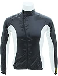 Mavic - Cosmic Pro Jacket W, Color Blanco,Negro, Talla XL