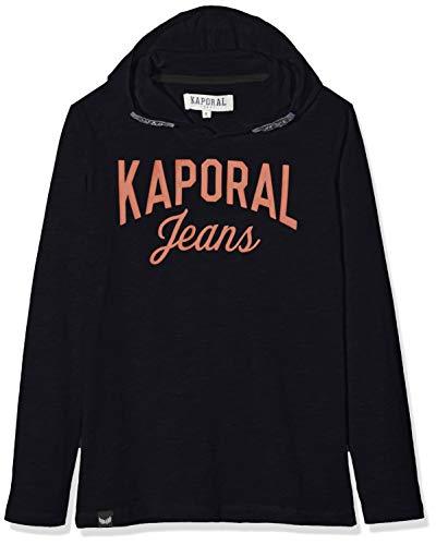 Kaporal Mikal, Top à Manches Longues Garçon, Bleu Navy, Taille Fabricant: 12A