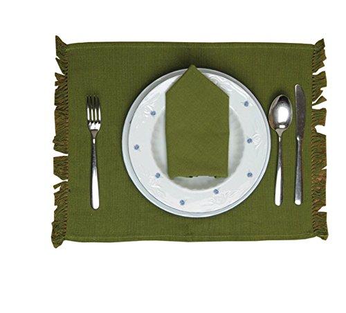 tickt serviette taschentuch bettwäsche serviette gepolsterte western serviette tabelle matte tee serviette grünen 32-40 1 block pack (Bestickte Servietten)