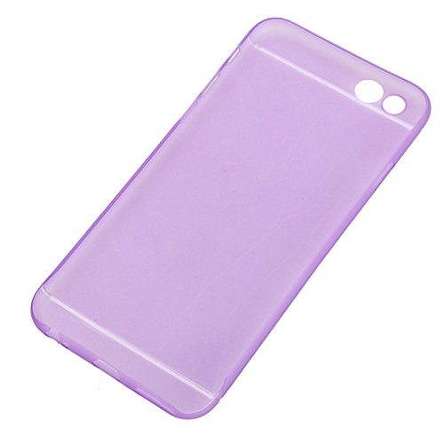 Phone case & Hülle Für IPhone 6 Plus / 6S Plus, Ultrathin Kameraschutz Design Translucence PP Gehäuse Cover ( Color : Grey ) Purple