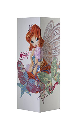 W-Lamp Wl600Win Winx Bloom Lampada Arredo, Carta, Crema, 11 X 11 X 32 cm