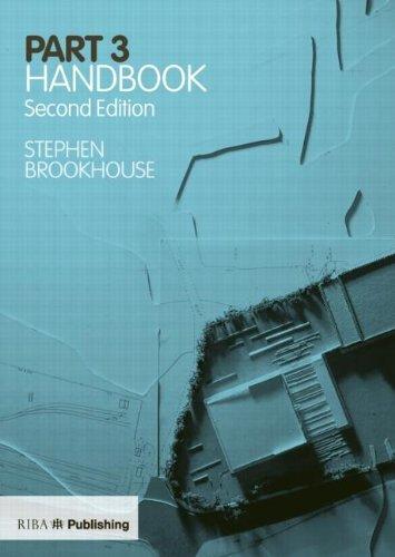 Part 3 Handbook by Stephen Brookhouse (2011-11-30)