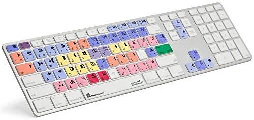Logickeyboard AVID Media Composer PRO LINE Copertura Tastiera MAC