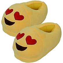Pantofole Ciabatte Uomo Donna Unisex Emoji per Stare al Caldo 24864d45053