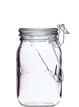 SONNENGLAS® Original –Solarlampe / Solar-Laterne mit USB Anschluss – Fair Trade Solar Jar, Sun Jar