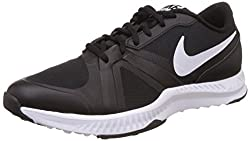Nike Mens Air Epic Speed Black and White Running Shoes -11 UK/India (46 EU)(12 US)