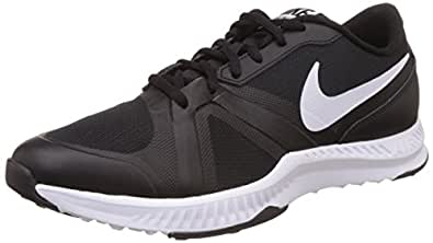 Nike Men's Air Epic Speed Black and White Running Shoes -10 UK/India (45 EU)(11 US)
