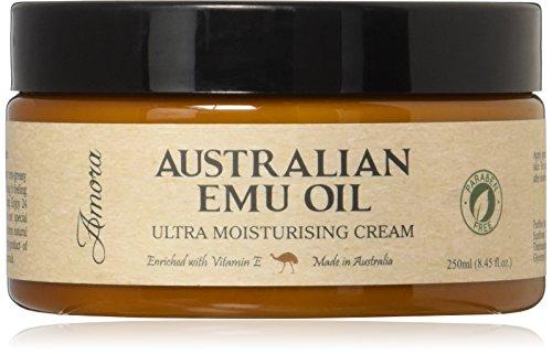 Paraben -Free Australischen Emu-Öl Ultra- Feuchtigkeitscreme (250 ml) Made in Australia - Emu-Öl