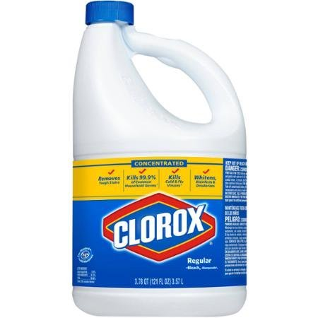 clorox-regular-bleach-concentrated-121-fluid-ounces-by-clorox