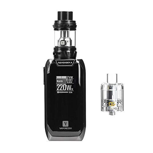 [Original Auf Lager] Vaporesso Revenger X Kit Tank 5ml E Zigarette Starter Kit/ Vaporizer / Elektronische Zigarette ohne Tabak - ohne Nikotin