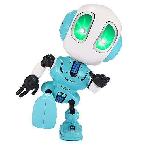 SOKY Geschenke für Kinder Baby, 3-8 Jährige Mädchen Spielzeug Sprechender Kleine Roboter Spielzeug für Kinder ab 3-8 Jahre Interessantes Billiges Geschenk für Kinder Spielzeug für Jungen 3-8 Jahre
