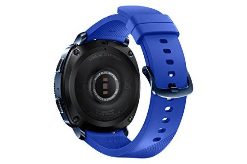 Zoom IMG-2 samsung gear sport smartwatch blu