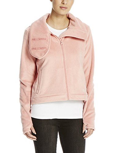 Bench Damen Fleecejacke DIFFERENCE, Gr. X-Large, Rosa (Light Pink PK162)