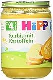 Produkt-Bild: HiPP Kürbis mit Kartoffeln, 6er Pack (6 x 190 g)