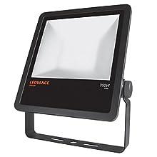 Osram Spot 200 W Black – Outdoor Lighting (Spot, LED, White, Black, Transparent, Aluminium)