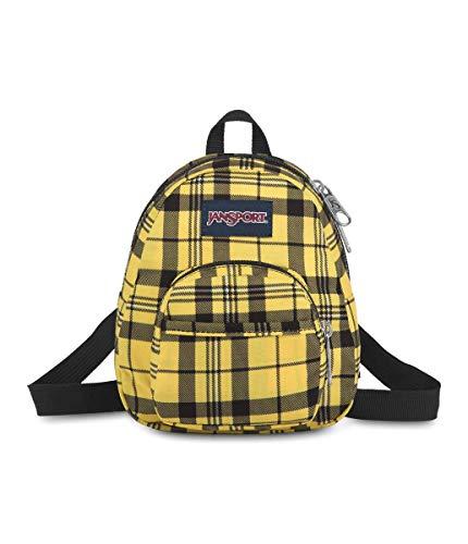 JanSport Unisex-Erwachsene Quarter Pint Rucksack, Throwback Plaid, One Size -