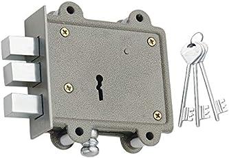 DUKE Door Lock Bullet 2-1 SS