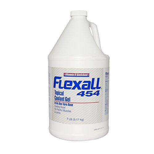 Flexall 454 - Kühlendes Gel für schmerzende Muskeln und Gelenke