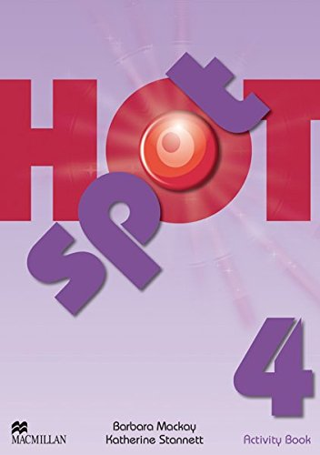 Preisvergleich Produktbild Hot Spot 4: Hot Spot: Level 4 / Activity Book