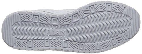 Puma Unisex-Erwachsene Sky II Lo B&w Low-Top, 37.5 EU Weiß (puma white 01)